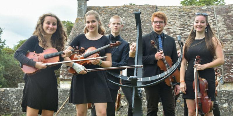 Altos - Orchestre des Jeunes