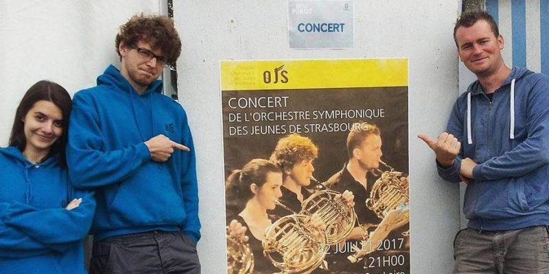 Cors - Orchestre des Jeunes