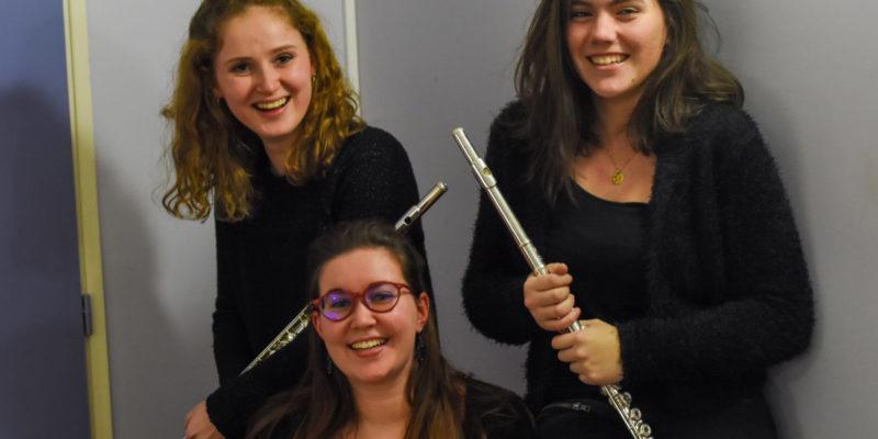 Flûtes - Orchestre des Jeunes