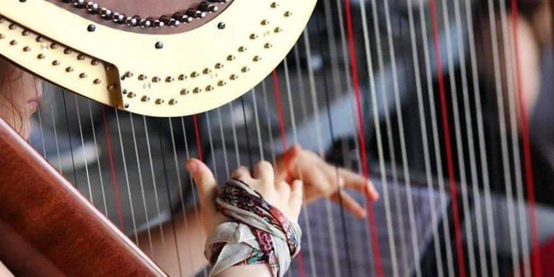 Harpe - Orchestre des Jeunes