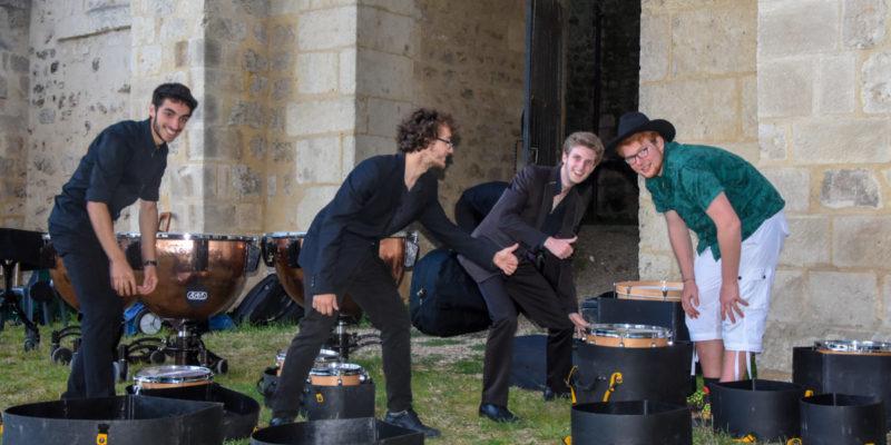 Percussions - Orchestre des Jeunes