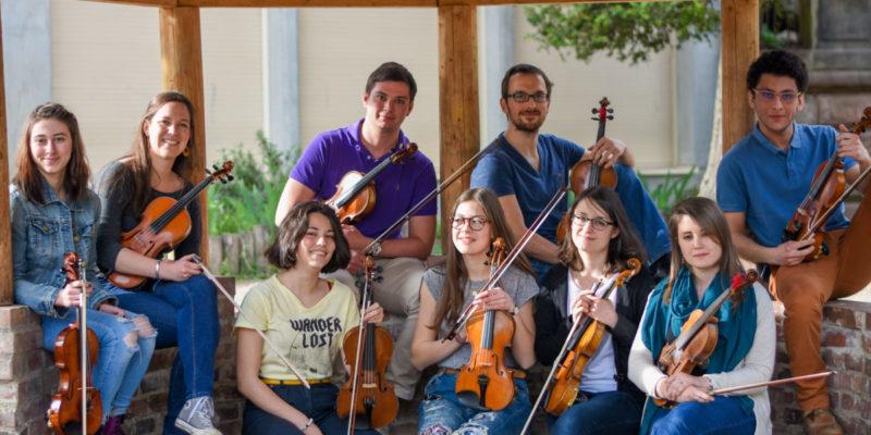 Premiers - Orchestre des Jeunes