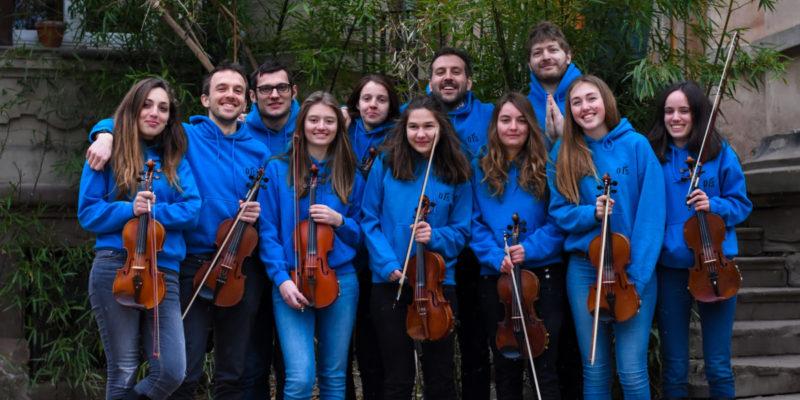 Seconds - Orchestre des Jeunes
