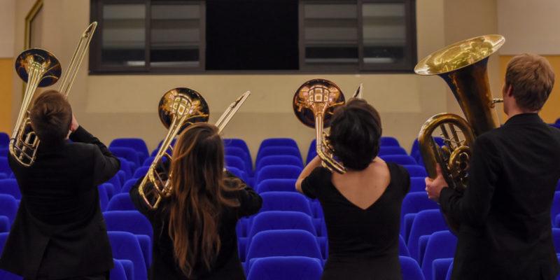 Trombones - Orchestre des Jeunes
